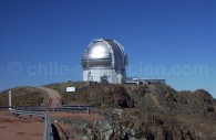 Observatoire Gemini Sud, Cerro Pachon. Crédit Observatoire Gemini