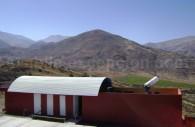 Observatoire del Pangue, vallée de Elqui, La Serena, Chili - Crédit Seti