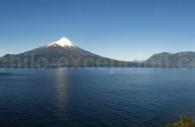 Lac Llanquihué et volcan Osorno