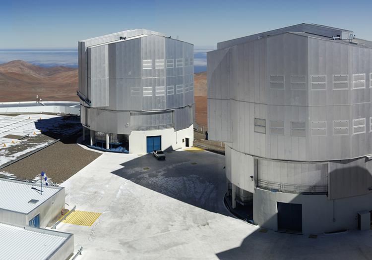 Very Large Telescope, cerro Paranal