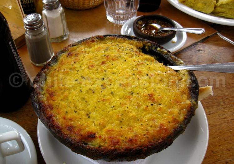 Cuisine chilienne: Région Centre et Nord du Chili. ©Beau Lebens
