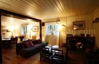 Le confort du Futa Lodge