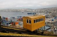 Vue sur la Baie de Valparaiso