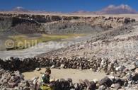 Ruines de Peine Viejo, Camino del Inca