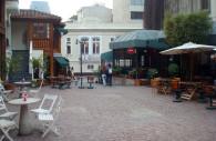 Plaza Mulato Gil Castro, Santiago