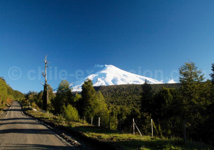 Parc national Villarrica. Crédit Tomás de la Maza