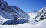 Station Portillo chili ski