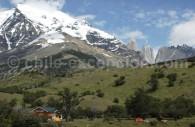 Paysages autour de Punta Arenas