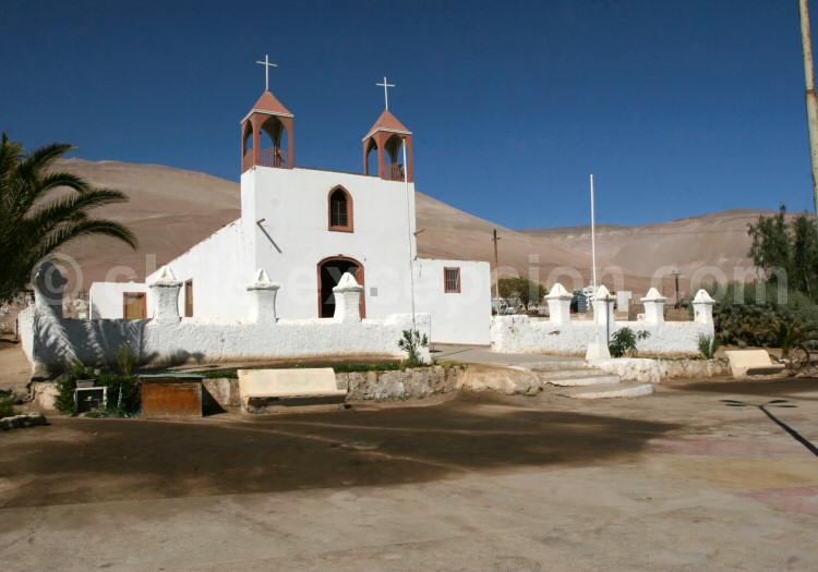 Église de Poconchile