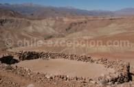 Pukará de Copaquilla, forteresse pré-inca vallée de Lluta