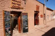 Restaurant La Casa de Piedra, San Pedro de Atacama