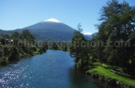 Parc national Hornopirén, volcan Hornopirén. Crédit Alex Campbell