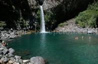 Salto de la Leona, Parc national Radal Siete Tazas. Crédit Jessie Reeder