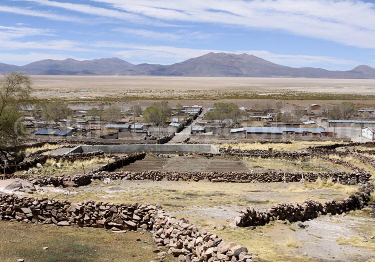 San Pedro de Quemez, province de Lípez