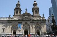 La Cathédrale, Santiago du  Chili
