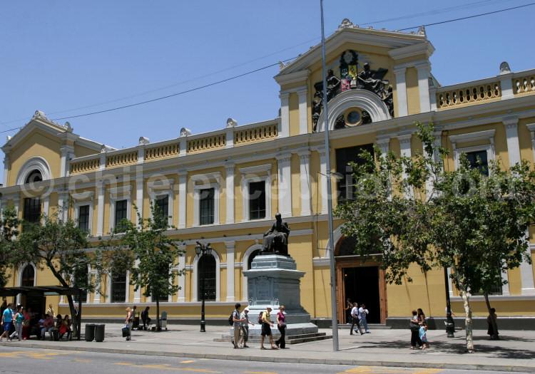 Universidad de Chile et Club de la Unión
