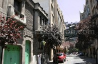 Barrio París-Londres, Santiago
