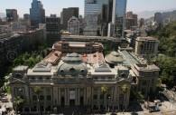 Bibliothèque nationale, Santiago
