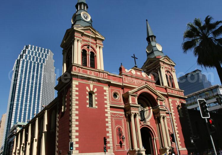 Temple basilique La Merced, Santiago