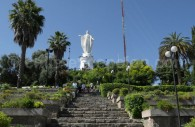Cerro Cristobal, Santiago du Chili