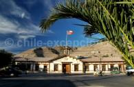 Gare de Copiapó, gentileza de Sernatur, lll Región de Atacama