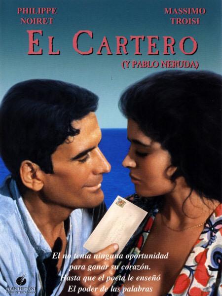 El Cartero, Antonio Skármeta