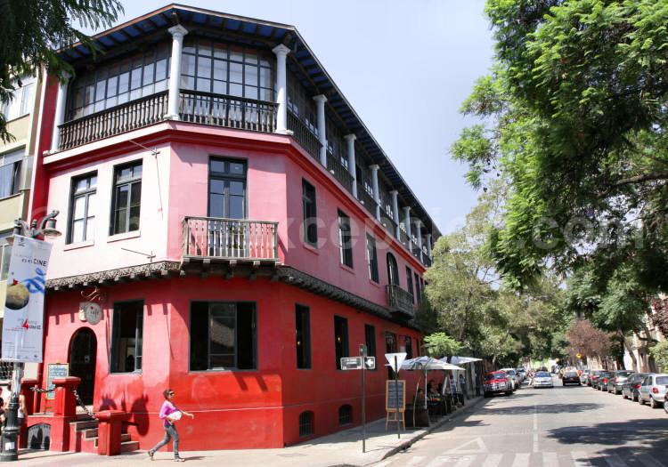Barrio Lastarra, Santiago