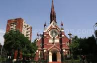 Église San Francisco de Borja, Santiago de Chile