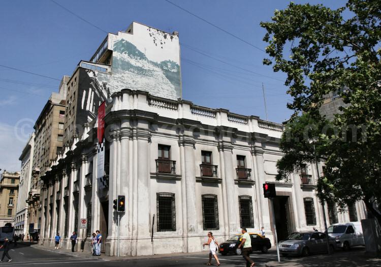 Museo Chileno de Arte Precolombino, Santiago