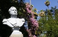 statue Bernardo O'Higgins