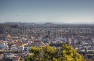 Temuco, Capitale de la Región Araucanía, Chili. Crédit G. Ruiz