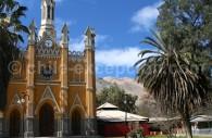 Eglise de Tierra Amarilla
