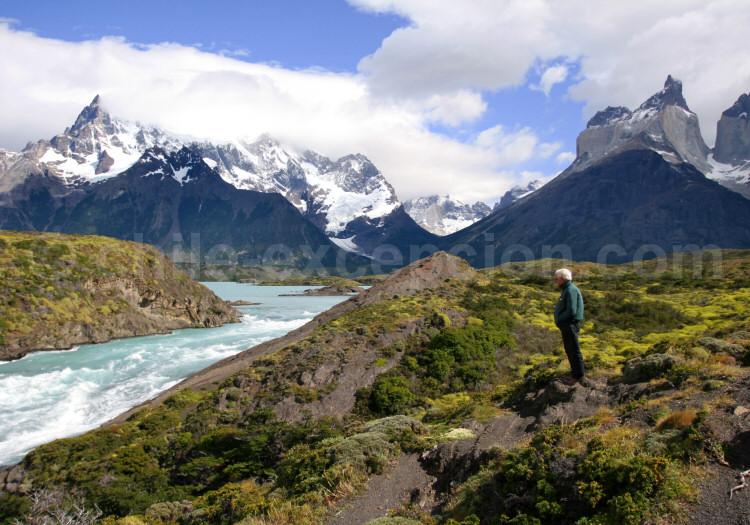 Salto Grande, Parc Torres del Paine