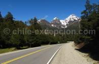 Sur la route entre Neuquén et Caviahue, Patagonie argentine