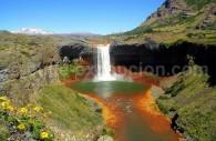 Salto del Agrio, Patagonie © Yesica Mastromano