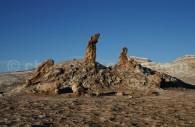 Las Tres Marias, Vallée de la Lune, San Pedro de Atacama ©Jacques Vaysse