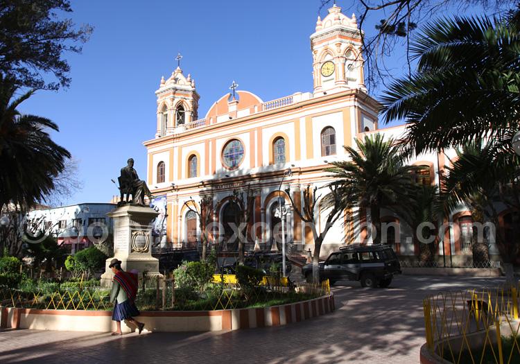 Tupiza, entre Villazon et Atocha