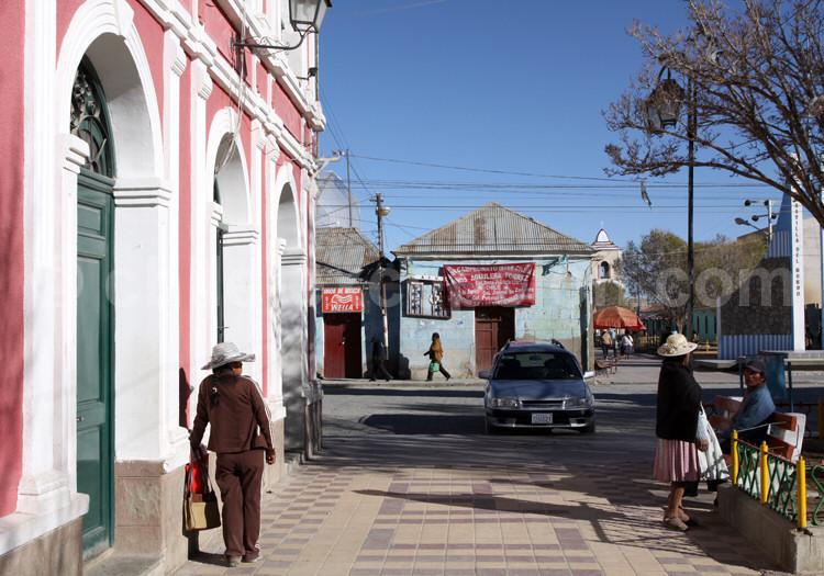 Uyuni, province de Lípez, Bolivie