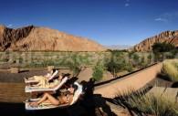 Hotel Alto Atacama, vallée de Catarpé