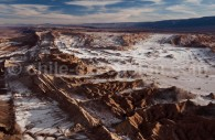 Cordillère de Sel, Vallée de la Lune, San Pedro de Atacama