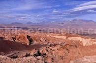 Vallée de la Muerte, Atacama
