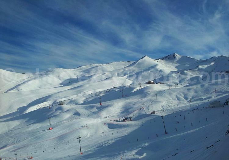 Station de ski de Valle Nevado