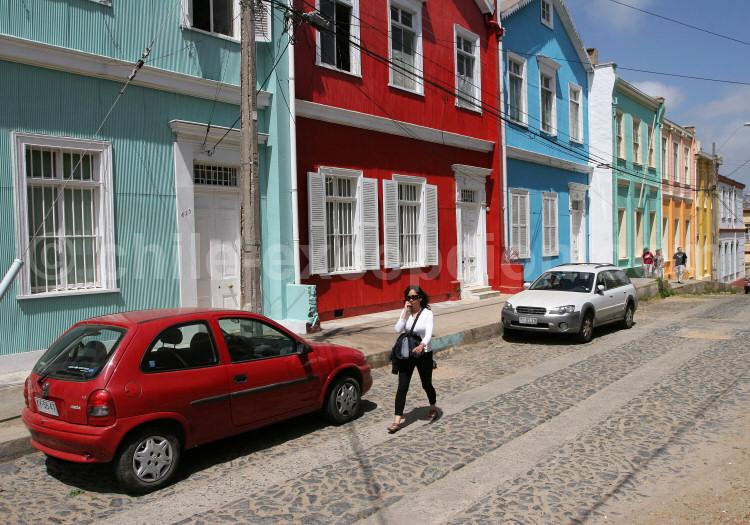 San Enrique, Cerro Alegre, Valparaíso