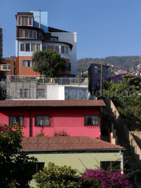 Maison de Pablo Neruda, Cerro Bella Vista, Santiago