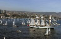 L'Esmeralda, Día de las Glorias Navales