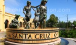 Fontaine Vendimia, Santa Cruz