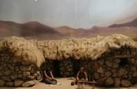 Reproduction village Diaguita Museo Arqueologico San Miguel de Azapa