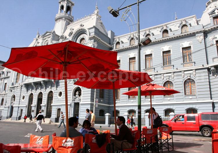 Place Sotomayor, Valparaíso