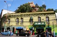 Visite de Valparaiso et ses cerros