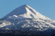 Vue sur le volcan LLaima © Flickr/Mono Andes